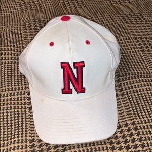 Retro University of Nebraska Hat